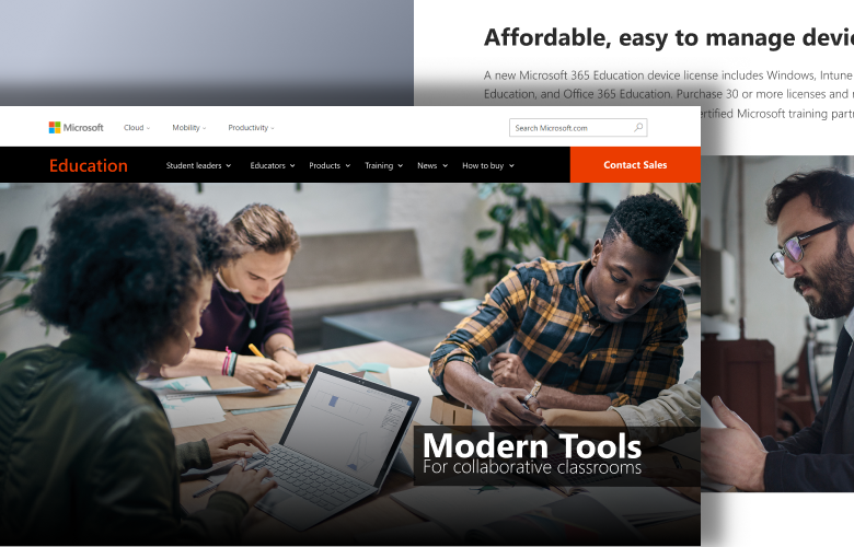 MS Education & Office 365